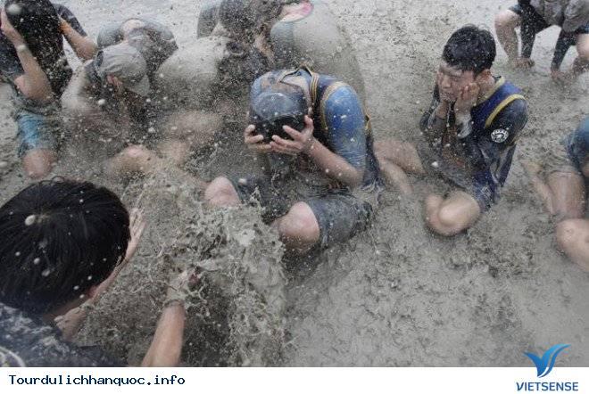 Độc đáo lễ hội bùn tại xứ sở kim chi Hàn Quốc - Ảnh 1