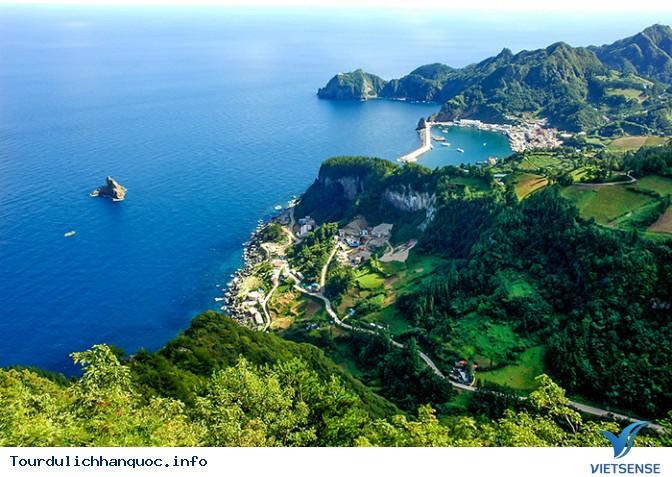 Du lịch Hàn Quốc để đến với các đảo Dokdo & Ulleung-do, đảo cực đông của Hàn Quốc - Ảnh 2