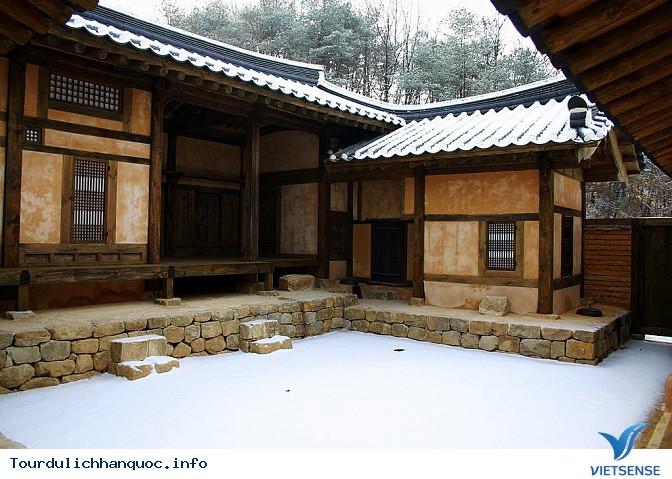 Du lịch Hàn Quốc thăm các ngôi nhà truyền thống cổ xưa - Ảnh 2