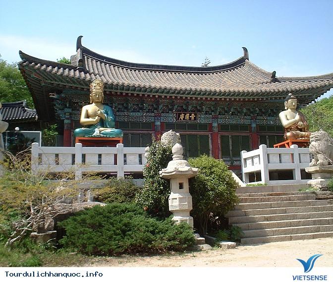 Khám phá ngôi chùa cổ Beomeosa 1300 tuổi ở Hàn Quốc - Ảnh 3