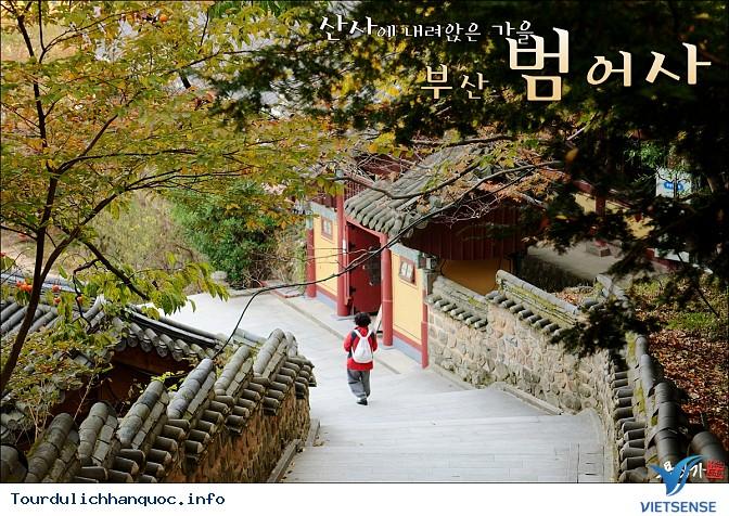 Khám phá ngôi chùa cổ Beomeosa 1300 tuổi ở Hàn Quốc - Ảnh 4