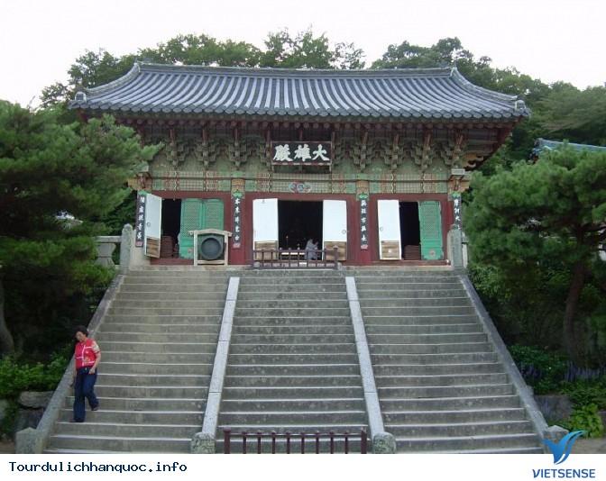 Khám phá ngôi chùa cổ Beomeosa 1300 tuổi ở Hàn Quốc - Ảnh 2