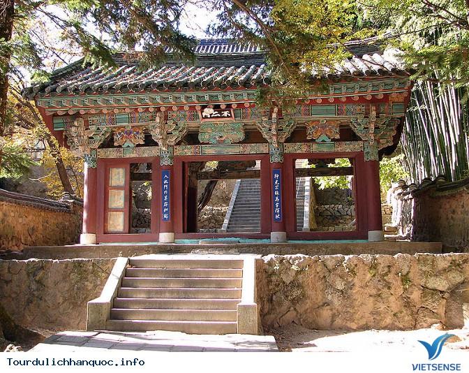 Khám phá ngôi chùa cổ Beomeosa 1300 tuổi ở Hàn Quốc - Ảnh 1