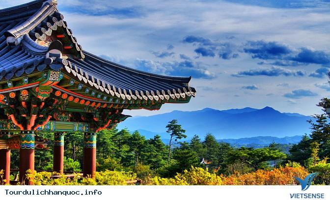 Mùa hè ở Hàn Quốc