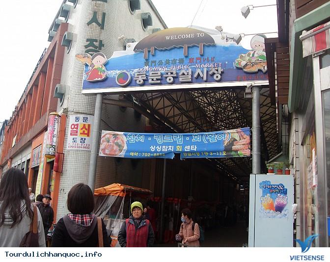 Những địa điểm mua sắm giá rẻ chất lượng ở Hàn Quốc - Ảnh 3