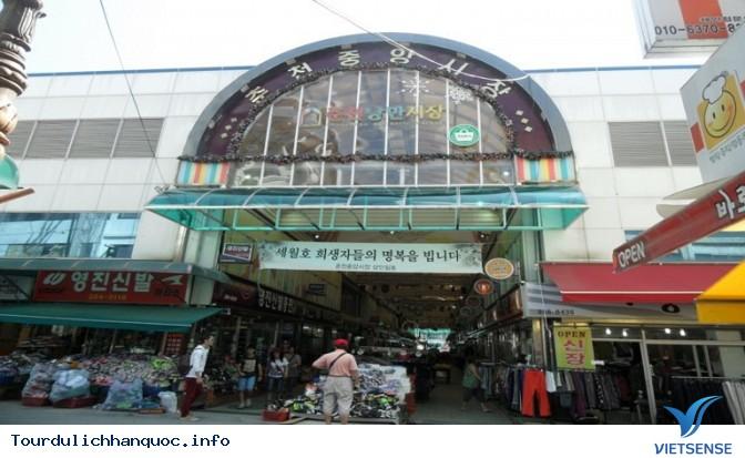 Những địa điểm mua sắm giá rẻ chất lượng ở Hàn Quốc - Ảnh 4
