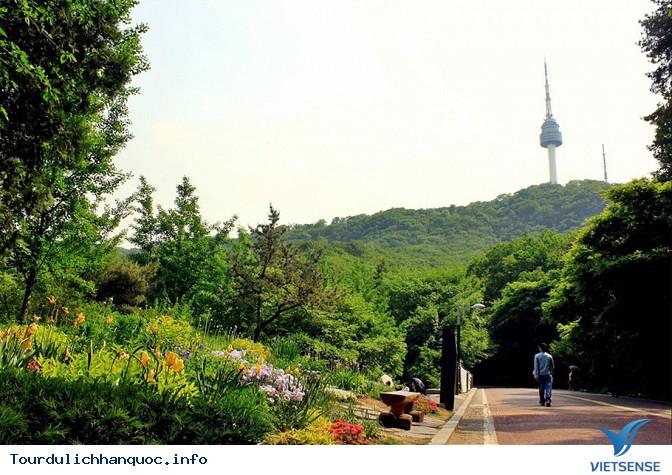 Núi Namsan - Ảnh 2