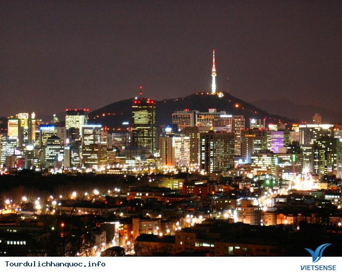 Seoul Hàn Quốc - Ảnh 1