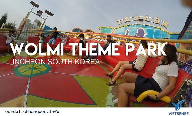 Thành phố Incheon – Chốn dừng chân hiện đại mà thơ mộng - Ảnh 5