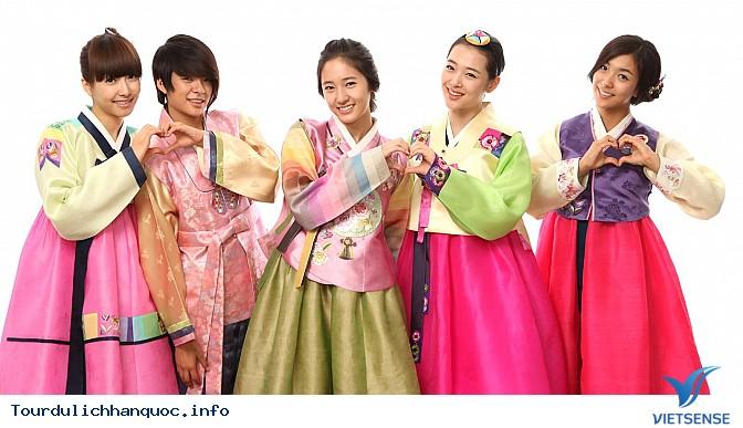 Tìm hiểu về hanbok  - trang phục truyền thống của Hàn Quốc - Ảnh 2