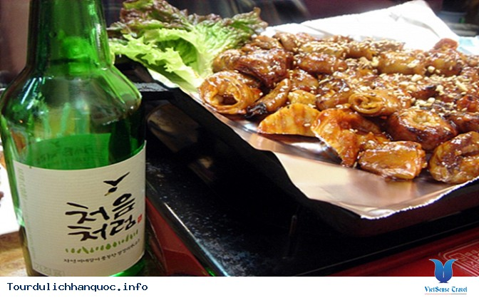 Tìm hiểu và thưởng thức văn hóa thịt nướng ở Hàn Quốc - Ảnh 3