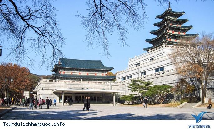 Bảo tàng dân gian Quốc gia giúp bạn hiểu hơn về Hàn Quốc - Ảnh 1