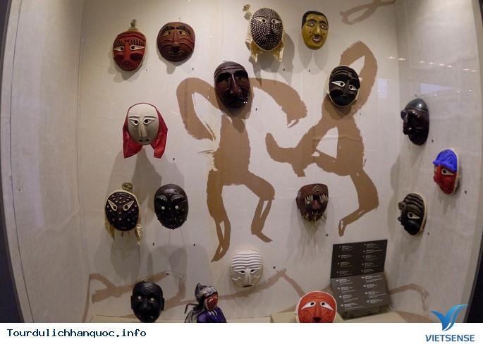Bảo tàng dân gian Quốc gia giúp bạn hiểu hơn về Hàn Quốc - Ảnh 4