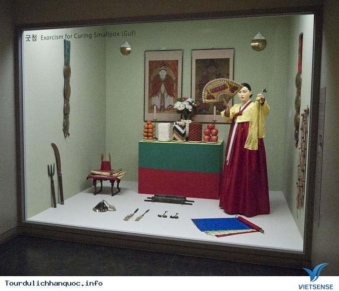 Bảo tàng dân gian Quốc gia giúp bạn hiểu hơn về Hàn Quốc - Ảnh 2