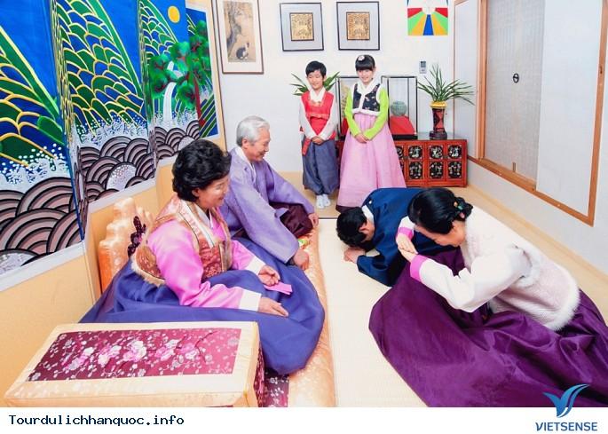 Cúi đầu trong văn hóa giao tiếp của người Hàn Quốc - Ảnh 3