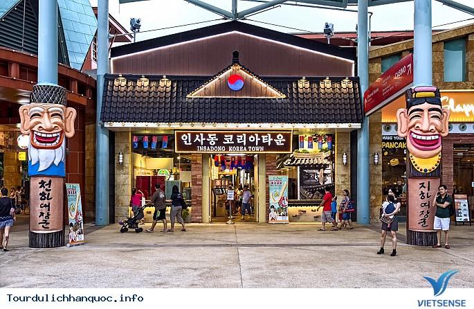 Dạo quanh một vòng khu phố cổ của Seoul Hàn Quốc. - Ảnh 4