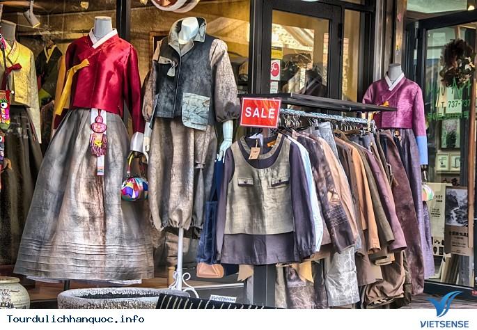 Dạo quanh một vòng khu phố cổ của Seoul Hàn Quốc. - Ảnh 6