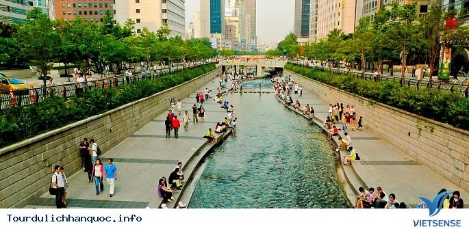 Đến Seoul Hàn Quốc bạn sẽ được trải nghiệm rất nhiều cảnh quan tuyệt đẹp - Ảnh 2