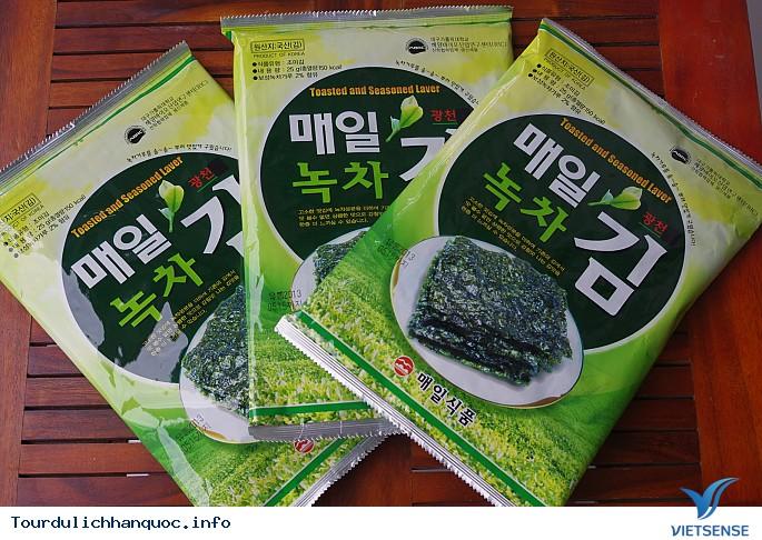 Gợi ý những món đồ làm quà trên cả tuyệt vời khi du lịch Hàn Quốc - Ảnh 5