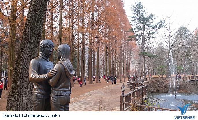 Hợp lý chọn địa điểm khi đi du lịch Hàn Quốc. - Ảnh 2