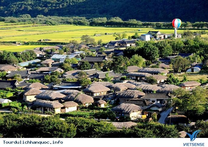 Khám phá  vẻ đẹp choáng ngợp của những địa danh nổi tiếng ở Hàn Quốc - Ảnh 1