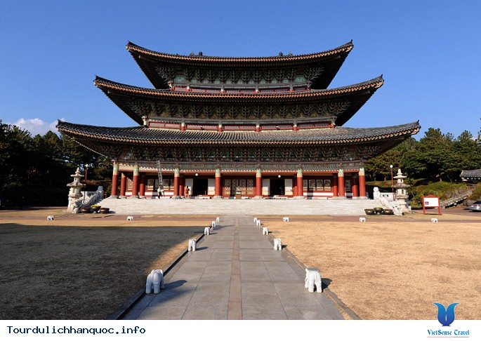 Những ngôi chùa linh thiêng đẹp nhất Hàn Quốc - Ảnh 2