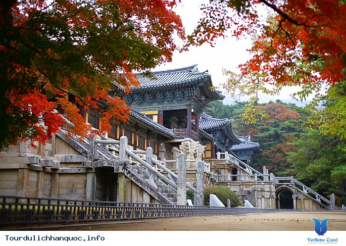 Những ngôi chùa linh thiêng đẹp nhất Hàn Quốc - Ảnh 1