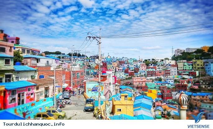 Những ngôi làng bích họa đẹp mê ly ở Hàn Quốc - Ảnh 9