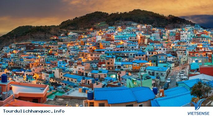 Những ngôi làng bích họa đẹp mê ly ở Hàn Quốc - Ảnh 8