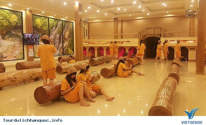 Trải nghiệm một ngày thú vị tại nhà tắm hơi Hàn Quốc - Ảnh 3