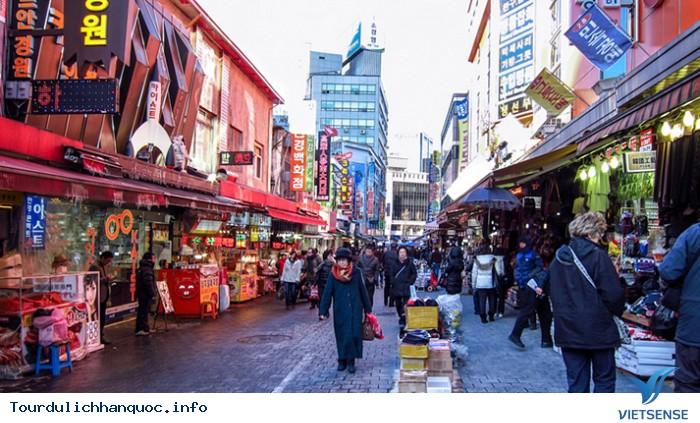 Kinh nghiệm du lịch Hàn Quốc tự túc A – Z 2018 - Ảnh 14