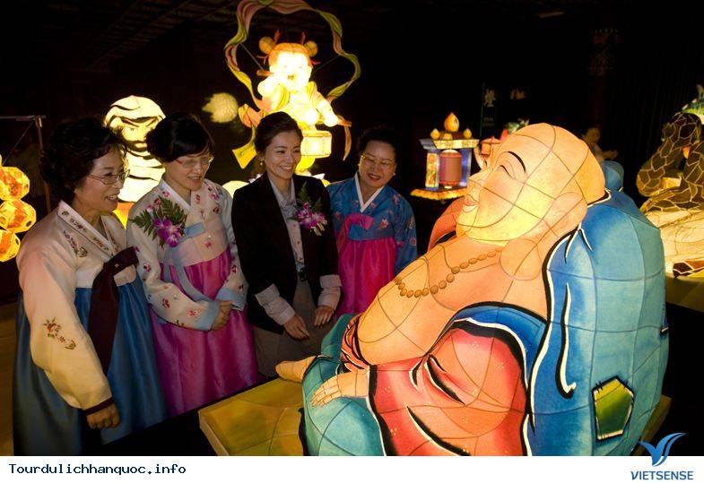 Ấn tượng với lễ hội Phật đản Hàn Quốc - Ảnh 7