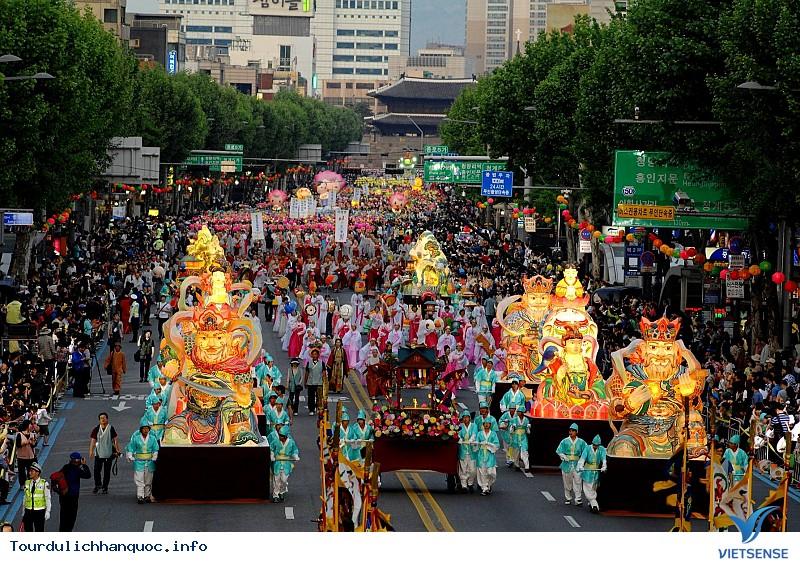 Ấn tượng với lễ hội Phật đản Hàn Quốc - Ảnh 5