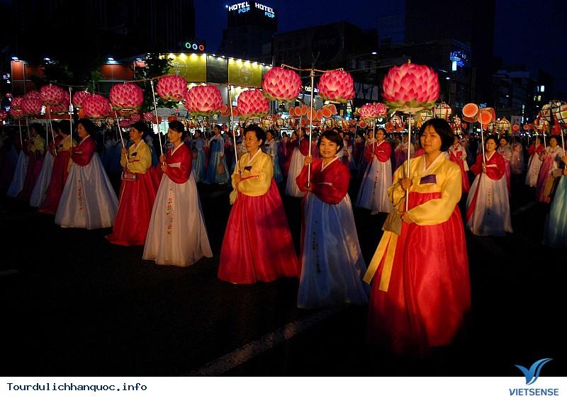 Ấn tượng với lễ hội Phật đản Hàn Quốc - Ảnh 11