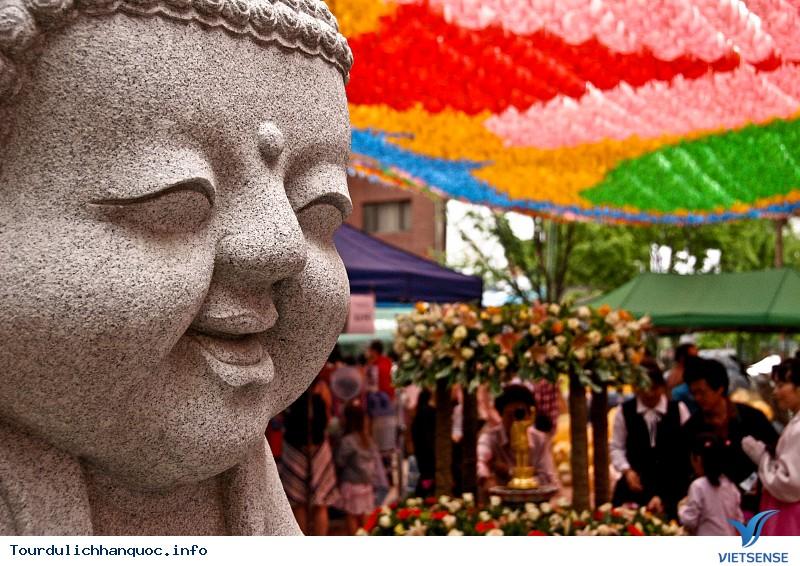 Ấn tượng với lễ hội Phật đản Hàn Quốc - Ảnh 1