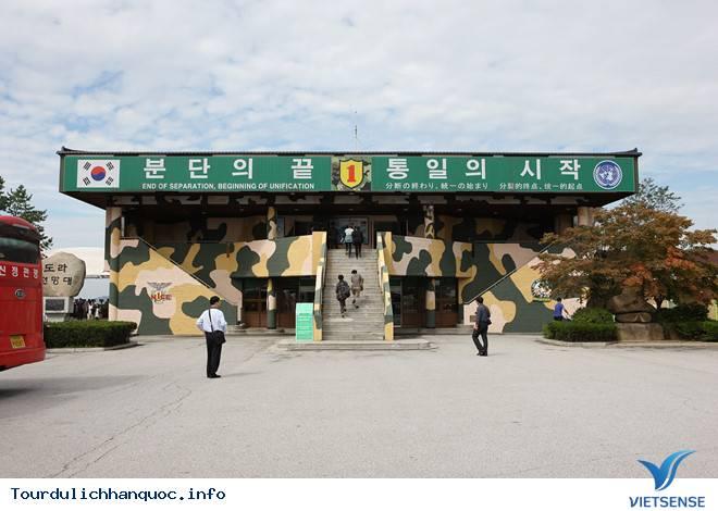 Biên Giới Hàn Triều Được Triền Khai Xây Dựng Đường Sắt Ảo - Ảnh 1