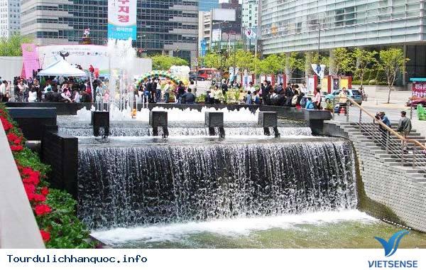 Cheonggyecheon- Con Suối Giữa Lòng Seoul - Ảnh 5
