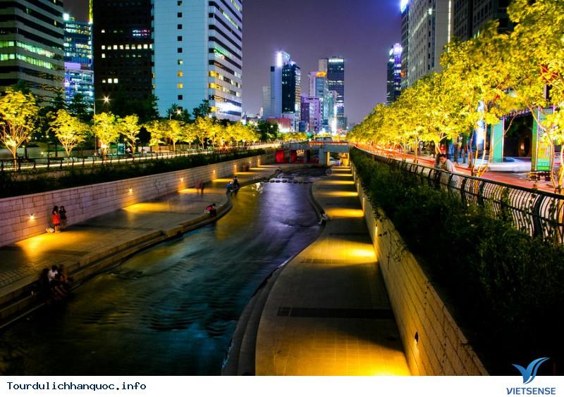 Cheonggyecheon- Con Suối Giữa Lòng Seoul - Ảnh 6