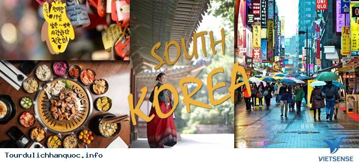 Điều Kiện Để Đi Du Lịch Hàn Quốc - Ảnh 1