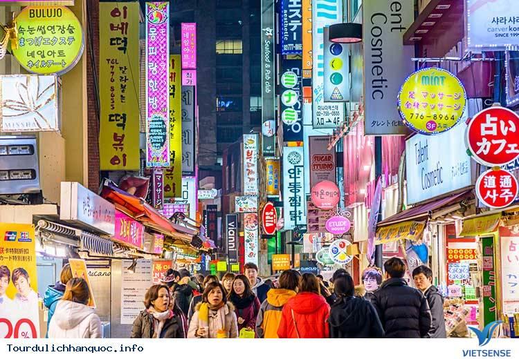 Du Lịch Hàn Quốc Cần Bao Nhiêu Tiền - Ảnh 3