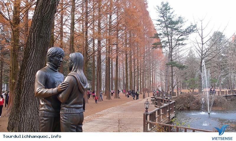 Giới Thiệu Du Lịch Đảo Nami Hàn Quốc - Ảnh 7