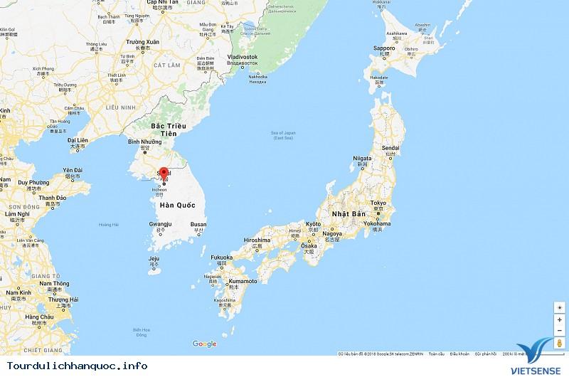 Giới Thiệu Du Lịch Thủ Đô Seoul Hàn Quốc - Ảnh 1