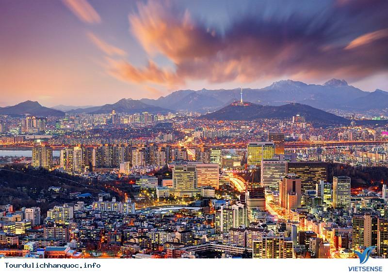Giới Thiệu Du Lịch Thủ Đô Seoul Hàn Quốc - Ảnh 6