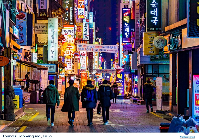 Giới Thiệu Du Lịch Thủ Đô Seoul Hàn Quốc - Ảnh 3