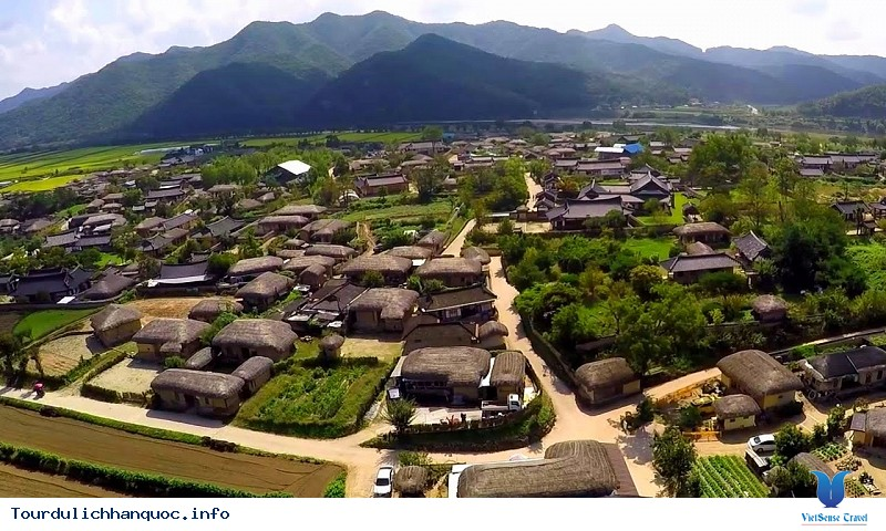 Hanok Hahoe và Yangdong