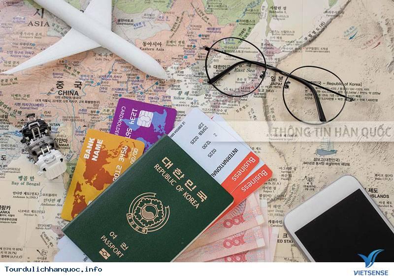 Hướng Dẫn Cách Xin Visa Hàn Quốc Theo Quy Định Mới Nhất - Ảnh 2