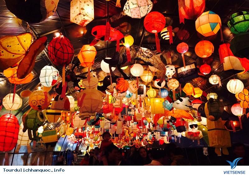 Khám Phá Hàn Quốc Mùa Thu Với Lễ Hội Đèn Lồng Seoul 2018 - Ảnh 3