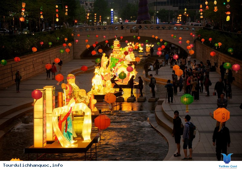 Khám Phá Hàn Quốc Mùa Thu Với Lễ Hội Đèn Lồng Seoul 2018 - Ảnh 2