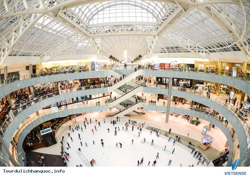 Thỏa sức mua sắm tại Trung tâm mua sắm COEX