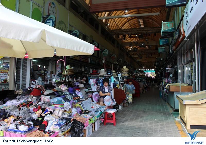 Khám Phá Những Khu Chợ Truyền Thống Hàn Quốc - Ảnh 3